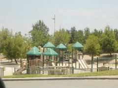 Another playing area of the park