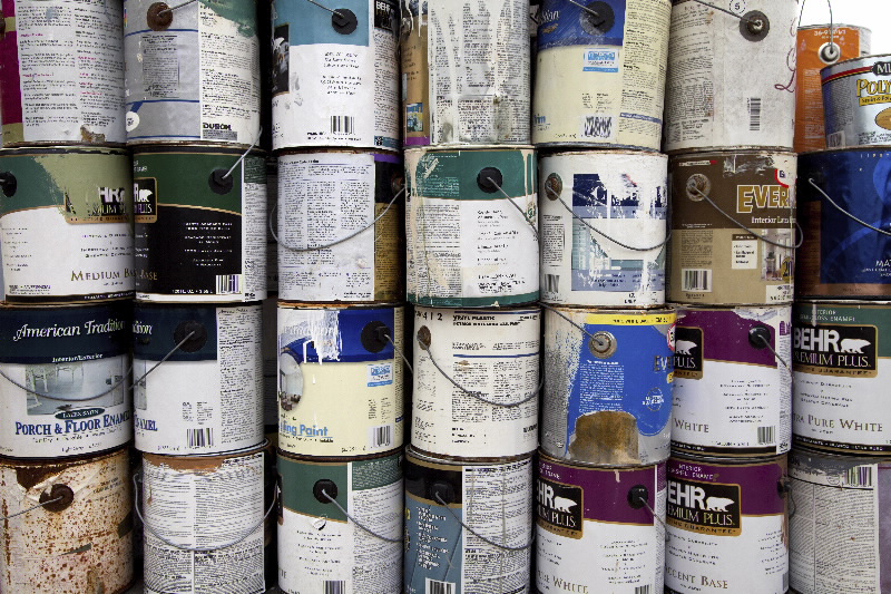 Household Hazardous Waste Photo