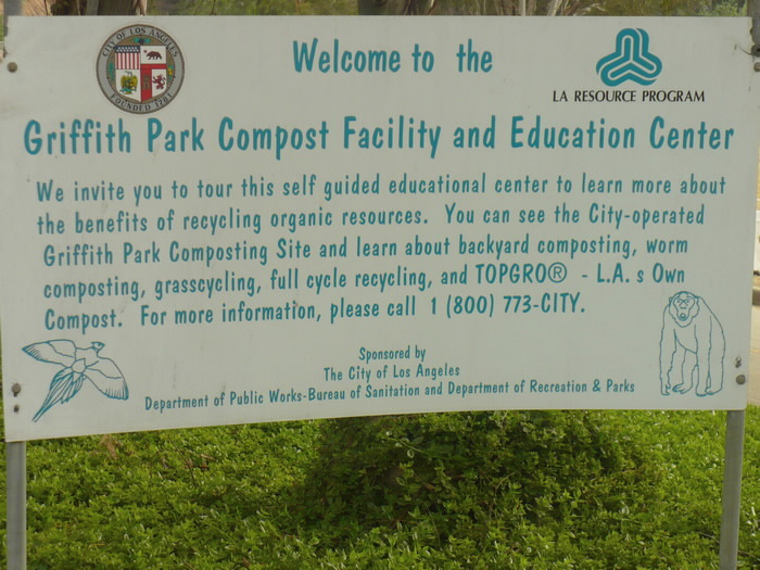 Compost education center