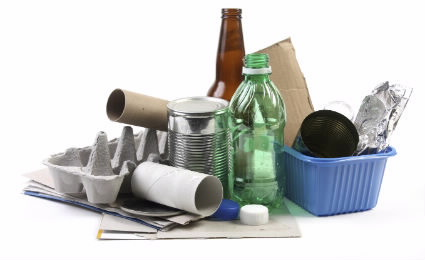 Recyclable Materials Image