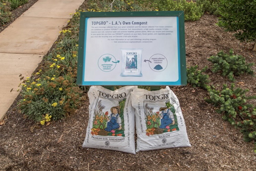 TOPGRO Display and Compost Bags