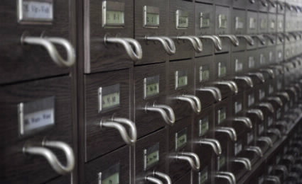 Archive Filing Cabinets