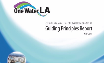 one water LA guiding principles image