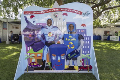 Earth Day LA 2018 Kids Zone cutout