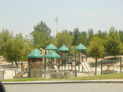 Playground at Bishop Recreational Center Image